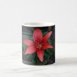 Spring Lilly Coffee Mug