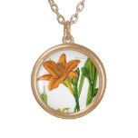 Spring Lily Pendant