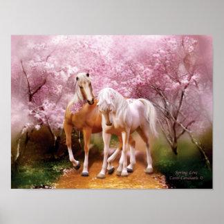Spring Love Art Poster/Print Poster