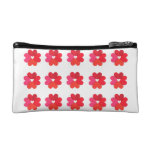 Spring Love Flowers Small Cosmetic Bag