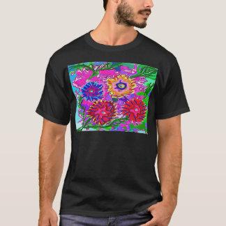 Spring Love For You -  Vibrant Foral Romance V1 T-Shirt