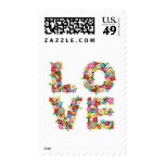 Spring Love Stamps
