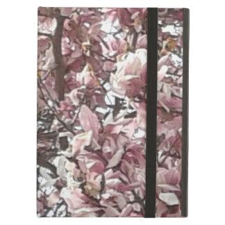 Spring Magnolia iPad case