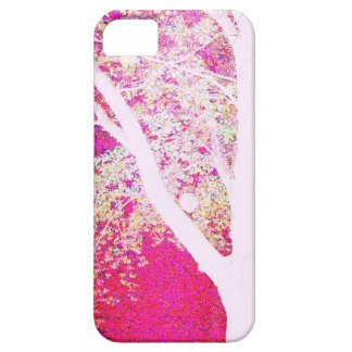 Spring Maple Hot Pink iPhone SE/5/5s Case