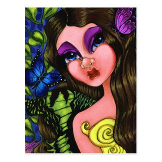 Spring Mariposa Postcard