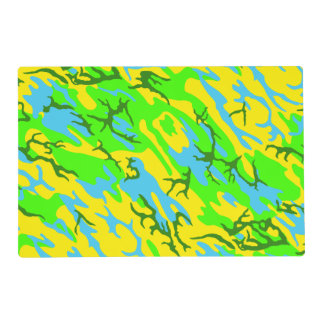 Spring Meadow Camo Placemat