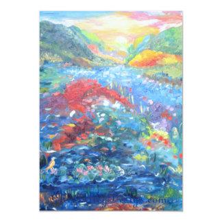 Spring Meadow Card