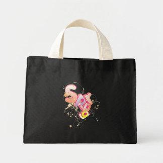 Spring Mini Tote Bag