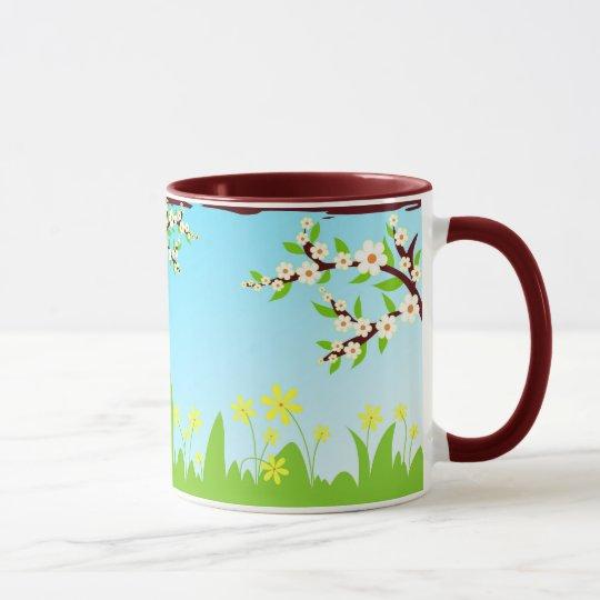 Spring morning - Mug