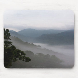 Spring Mountain Mist Mouse Pad