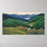 Spring Mountains Poster
