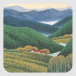 Spring Mountains Sticker