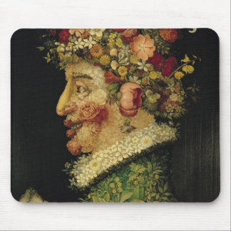 Spring, Mouse Pad