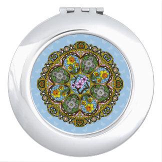 Spring Nouveau Compact Mirror