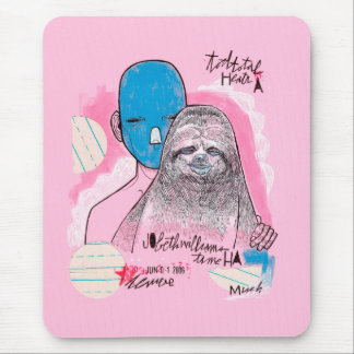 SPRING NUMBER FIVE MOUSEPAD