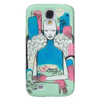 SPRING NUMBER SEVEN GALAXY S4 COVER