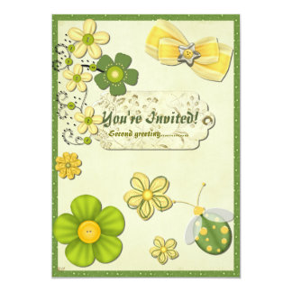 Spring Occasions Universal Event PARTY Card