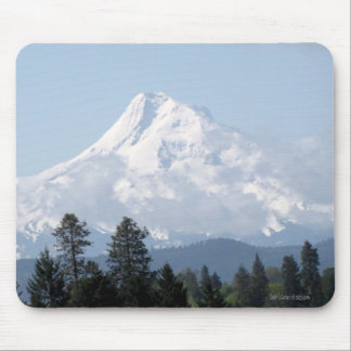 Spring on Mt Hood Mousepad Mouse Pad
