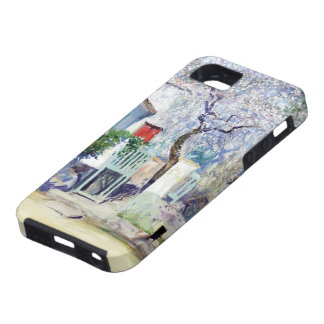 Spring on the Riviera by Guy Rose iPhone 5 Case