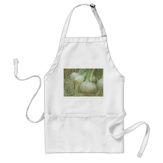 Spring Onion Adult Apron