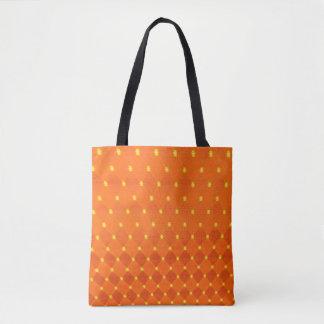 Spring Orange Tote Bag