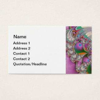 Spring Owl Business Card