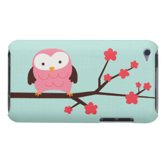 Spring Owl iPod Touch Case