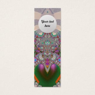 Spring Owl Mini Business Card