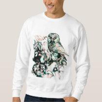 Spring owl Sweatshirt