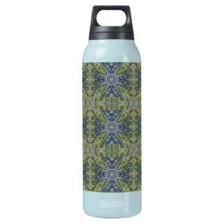 Spring Paisley Insulated Water Bottle