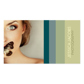 Spring Palette Photography Business Card