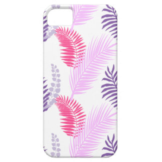 Spring Palm Leaves iPhone SE/5/5s Case