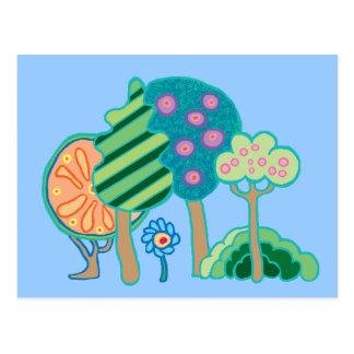 Spring park postcard