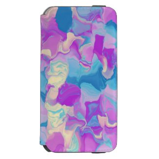 Spring Pastel Incipio Watson™ iPhone 6 Wallet Case