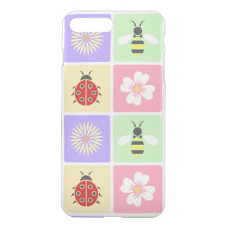 Spring Patches Uncommon iPhone Case