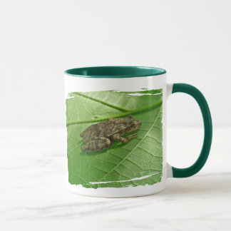 Spring Peeper (Pseudacris crucifer) Treefrog Items Mug