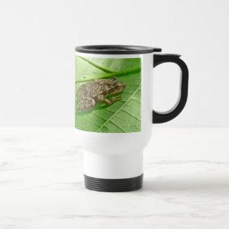 Spring Peeper (Pseudacris crucifer) Treefrog Items Travel Mug