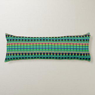 Spring Peruvian Array Cotton Body Pillow