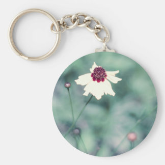 Spring Photography Blooming Flower Key Chains