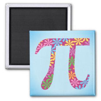 Spring Pi 2 Inch Square Magnet