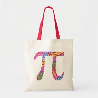 Spring Pi Budget Tote Bag