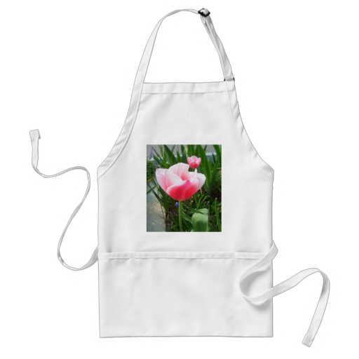 Spring Pink Tulips CricketDiane Flowers Aprons