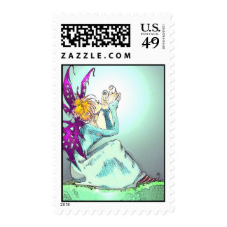 Spring Pixie Stamps