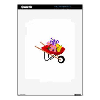 SPRING PLANTING iPad 2 DECAL