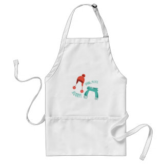 Spring, Please Hurry! Aprons