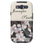 spring plum flowers galaxy s3 cases