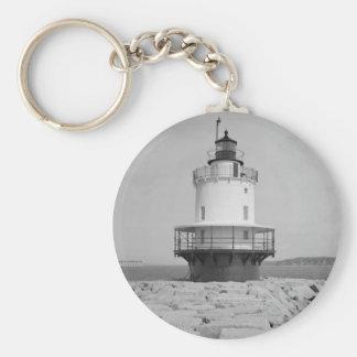 Spring Point Ledge Lighthouse Keychain