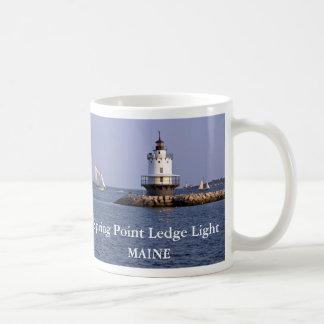 Spring Point Ledge Lighthouse, Maine Coffee Mug