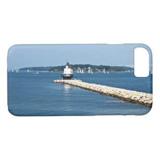 Spring Point Ledge Lighthouse, Maine iPhone Case