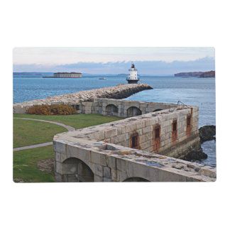 Spring Point Ledge Lighthouse, Maine Placemat